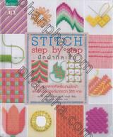 STITCH step by step ปักผ้าทีละชิ้น