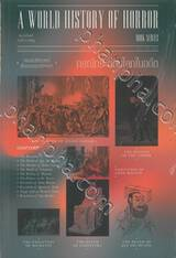 A WORLD HISTORY OF HORROR BOOK SERIES Vol.01 No.01 กรณีกระฉ่อนโลกในอดีต