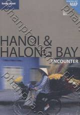 Lonely Planet: Hanoi & Halong Bay Encounter 1ED + Map