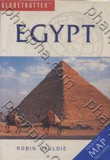 Egypt: Globetrotter Travel Guide + Map