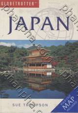 Japan: Globetrotter Travel Guide + Map