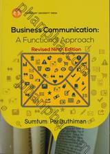 Business Communication : A Functional Approach