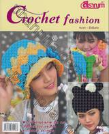 Crochet Fashion หมวก - ผ้าพันคอ