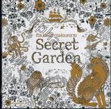 สวนปริศนา : Secret Garden + ดินสอสีไม้ (Boxset)