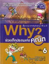 Why? ช่วยเด็กประถมเก่งคณิต เล่ม 06