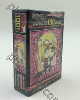 ผ่าพิภพไททัน : Attack on Titan - Mini Puzzle 100 pcs. - No.100-08 - Christa Lenz / Historia Reiss