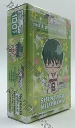 คุโรโกะนายจืดพลิกสังเวียนบาส Mini Puzzle 100 pcs. - No.100-33 - Shintaro Midorima