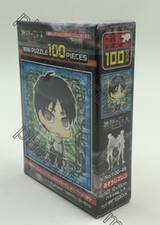 ผ่าพิภพไททัน : Attack on Titan - Mini Puzzle 100 pcs. - No.100-49 - Eren Yeager