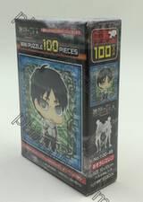 ผ่าพิภพไททัน : Attack on Titan - Mini Puzzle 100 pcs. - No.100-49 - Eren Yeager