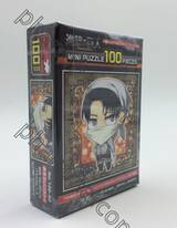 ผ่าพิภพไททัน : Attack on Titan - Mini Puzzle 100 pcs. - No.100-50 - Levi