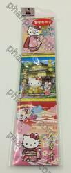 เฮลโล คิตตี Hello Kitty - สมุดโน้ต วัดคินคะคุจิ เกียวโต