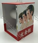 ไอดอลสุดซ่า ป๊ะป๋าสั่งลุย Back Street Girls เล่ม 12 ~โกคุดอลส์~ (ฉบับจบ) + Box