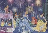 จิ๊กซอว์ Disney Princess ลายยามค่ำคืน