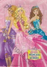จิ๊กซอว์ Barbie Princess Charm School (สามสาวเจ้าเสน่ห์)