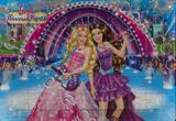 จิ๊กซอว์ Barbie The Princess & The Popstar เจ้าหญิงบาร์บี้และสาวน้อยซุปเปอร์สตาร์ คอนเสิร์ตครั้งสำคัญ