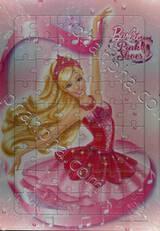 จิ๊กซอว์ Barbie in the Pink Shoes บาร์บี้ มหัศจรรย์รองเท้าสีชมพู