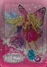 จิ๊กซอว์ Barbie Mariposa & the Fairy Princess บาร์บี้ แมรีโพซ่ากับเจ้าหญิงเทพธิดา มิตรภาพอันแน่นแฟ้น