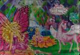 จิ๊กซอว์ Barbie Mariposa & the Fairy Princess บาร์บี้ แมรีโพซ่ากับเจ้าหญิงเทพธิดา มหัศจรรย์ผีเสื้อและนางฟ้า