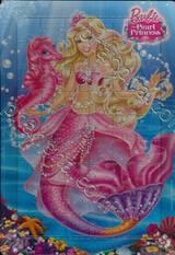 จิ๊กซอว์ Barbie Pearl Princess บาร์บี้ เจ้าหญิงเงือกน้อยกับไข่มุกวิเศษ เจ้าหญิงแห่งท้องทะเล
