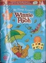 My First Friend Winnie the Pooh ฉบับพิเศษฤดูใบไม้ร่วง Fall Special Issue + ที่ไดร์ฟกอล์ฟ