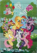 จิ๊กซอว์ My Little Pony: Let's Party!
