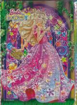 Barbie and the Secret Door อาณาจักรแห่งเวทมนตร์วิเศษ + สติ๊กเกอร์ + จิ๊กซอว์