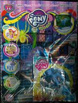 นิตยสาร My Little Pony Special ฉบับที่ 15 ทไวไลท์สปากร์กเคิล ม้าน้อยยอดนักอ่าน +