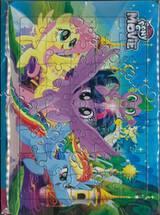 My Little Pony: The Movie Play With Puzzles Book ปริศนาจิ๊กซอว์แสนสนุก + จิ๊กซอว์ 2 ลาย