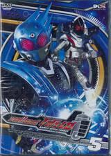 มาสค์ไรเดอร์โฟร์เซ่ Kamen Rider Fourze Vol.05 (DVD)