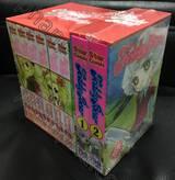 Candy Candy เล่ม 01 - 06 + Teddy Bear เล่ม 01 - 02 (ปกแข็ง)