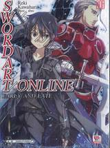 SWORD ART ONLINE เล่ม 08 EARLY AND LATE (นิยาย)