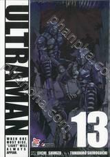 Ultraman อุลตร้าแมน เล่ม 13
