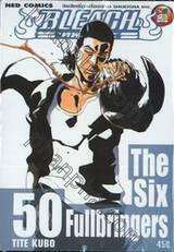 Bleach เทพมรณะ 50 - The Six Fullbringers