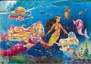 จิ๊กซอว์ Barbie in A Mermaid Tale 2 (เหล่าเงือกแสนสวย)